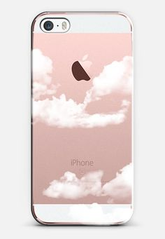 clouds iPhone SE case by austeja platukyte | Casetify