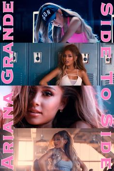 Ariana Grande - Side To Side ✨                                                                                                                                                     Más