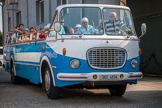 Škoda 706 RTO z roku 1967 přestavěná na vyhlídkový vůz. Katharina Witt, Automobile, Busses, Old Trucks, Cars And Motorcycles, Techno, Porsche, Boat, Retro
