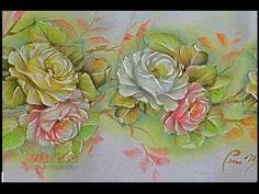 Vitrine do Artesanato na TV - Pintura Adesivada Luis Moreira