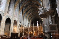 Sainte Cécile Interior #3