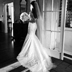 Matthew Christopher Amelie Wedding Dress