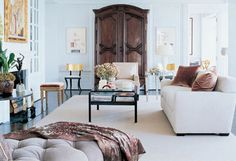 Interior Design Project: J. Randall Powers http://www.bykoket.com/inspirations/category/interior-and-decor
