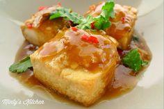 Hakka Stuffed Tofu Recipe (客家酿豆腐)