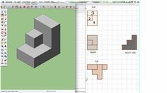 Drawings and Models; Foundational, Orthographic and Isometric Drawings P...