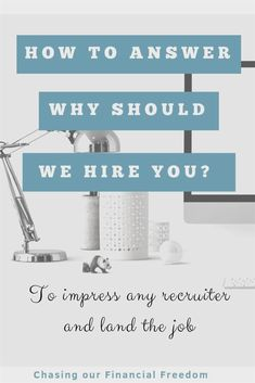 Answer the job interview question Why Should We Hire You to impress any interviewer and get the job. hotel restaurant travel tips Best Interview Tips, Job Interview Preparation, Interview Questions And Answers, Resume Writing Tips, Resume Tips, Resume Examples, Behavioral Interview Questions, Job Hunting Tips, Teacher Resume Template