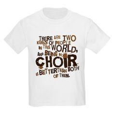 5dc6c23c6 40 Best choir t-shirts images   Choir, Greek chorus, Arizona wildcats