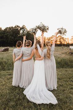 Die 170 Besten Bilder Von Wedding Bridesmaids Brautjungfern In 2019