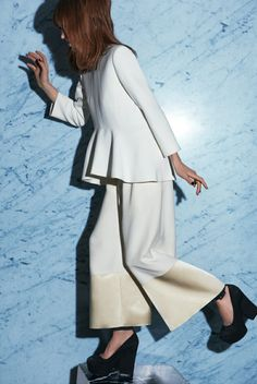 Sojourner Morrell by Andrea Spotorno forAnother, s/s 2012