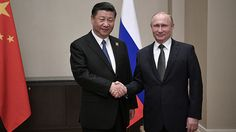 """Xi Jinping to meet Putin in Moscow for 3rd time this year to strike $10bn worth of deals https://tmbw.news/xi-jinping-to-meet-putin-in-moscow-for-3rd-time-this-year-to-strike-10bn-worth-of-deals  China's leader is coming to Moscow for what the Russian president described as """"a major event in bilateral relations."""" It will be the two leaders' third meeting this year, and deals worth $10 billion are expected to be signed this time.Chinese President Xi Jinping will arrive in Russia on Monday…"""