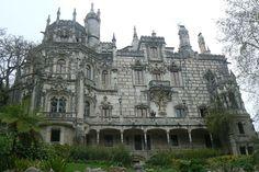 Palacio da Regaleira_ Luigi Manini_Sintra_PORTUGAL.