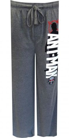 Marvel Comics Antman Gray Lounge Pants
