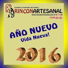 Felicidad en este Nuevo Año!.... VISITANOS: WWW.RINCONARTESANAL.COM