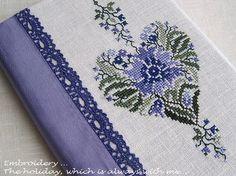 """Embroidery ... The holiday, which is always with me...: Обложка на блокнот """"Espressioni"""" (Renato Parolin) foto e descrizione per realizzare il diario"""