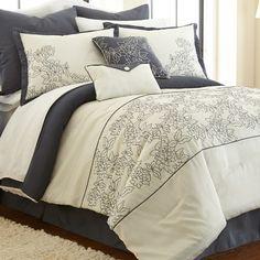 8-Piece Gwenyth Comforter Set