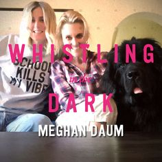 """A new episode of Whistling In the Dark podcast is up now at witdshow.com featuring author/essayist/LA Times Op Columnist Meghan Daum. We discuss her thrilling new anthology """"Selfish, Shall and Self-Absorbed - 16 Writers on the Decision Not To Have Kids"""". #meghandaum #whistlinginthedark #selfishshallowandselfabsorbed"""
