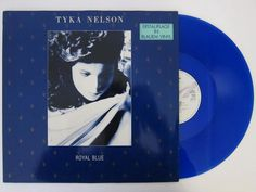 Buy LP Vinyl TYKA NELSON - ROYAL BLUE VG+ VGfor R79.00 Lp Vinyl, Royal Blue, Games, Music, Books, Movies, Musica, Musik, Libros