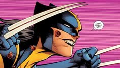 Wolverine in All-New X-Men #4