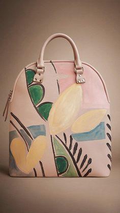 Beautiful beautiful beautiful Burberry Bloomsbury bag