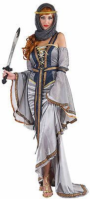 Womens Large 14 16 Lady of The Lake Adult Costume Medieval or Renaissance Cost | eBay