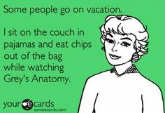 Vacation - Grey's Anatomy