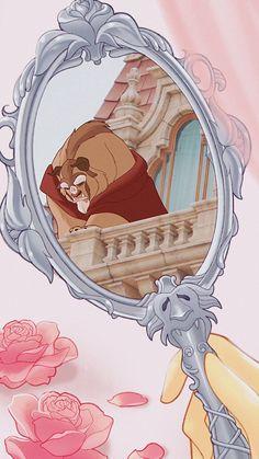 Beauty And The Beast Movie, Iphone Wallpaper Sky, Nickelodeon Cartoons, Disney Fanatic, Disney Images, Princesa Disney, Princess Art, Cute Disney Wallpaper, Disney Fan Art