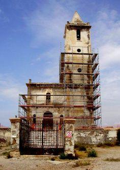Restauración de la Iglesia de las Salinas en Cabo de Gata, Almería