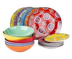Colored Fun Dishes and Bowls!| Westwing Home & Living