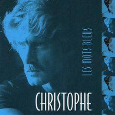 Les Mots bleus by Christophe