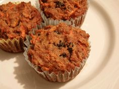 Carrot Spice Muffins - Easy and Delicious
