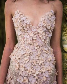 Starry Eyed — Details Paolo Sebastian A/W Couture Couture Mode, Couture Fashion, Runway Fashion, 2000s Fashion, Latest Fashion, High Fashion, Evening Dresses, Prom Dresses, Wedding Dresses
