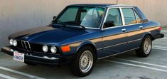But then my love affair with BMW had begun in earnest, so Norma and I got this beautiful 1979 528i and I thought I was in heaven.