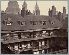 Oxford Arms, London. 17th century coaching inn.