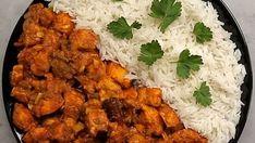 VIDEORECEPT: Indické kuracie karí Tandoori Chicken, Meat, Ethnic Recipes, Food, Essen, Meals, Yemek, Eten