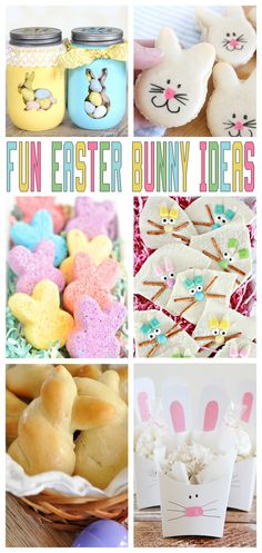 Fun Easter Bunny Ideas - Eighteen25