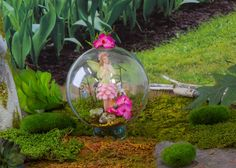 5 things you need to make a no maintenance fairy garden