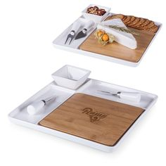 Los Angeles Rams Peninsula Serving Tray Set https://www.fanprint.com/licenses/air-force-falcons?ref=5750