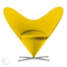 Heart Cone Chair (Verner Panton) 1959