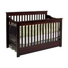 Delta Childrens Products Canton 4 in 1 Convertible Crib