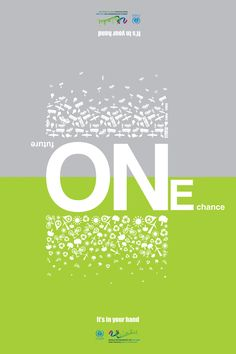 Award Winning Poster design on Behance  designed by deepak shet who won and award from organic BPS for World Environment Day