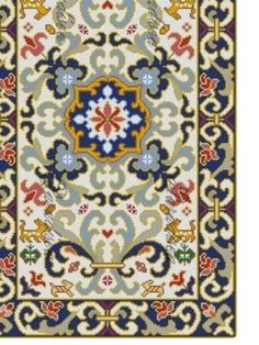 Rugs On Carpet, Mosaic, Embroidery, Crochet, Pattern, Home Decor, Craftsman Decor, Farmhouse Rugs, Crafts