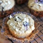 Permalink to: Blueberry Orange Oatmeal Muffins