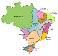 Hidrografia do Brasil – Wikipédia, a enciclopédia livre