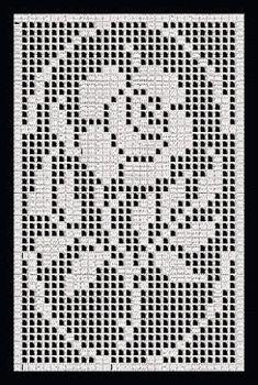 Filet Crochet Cat – Crochet For Beginners Crochet Dollies, Crochet Doily Patterns, Crochet Squares, Thread Crochet, Crochet Motif, Crochet Designs, Crochet Crafts, Crochet Flowers, Knit Crochet