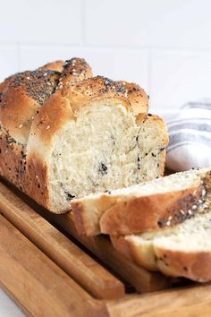 Everything Bread - Seasons and Suppers Cookbook Recipes, Cooking Recipes, Croissant Recipe, Yeast Bread Recipes, Football Food, Football Recipes, Instant Yeast, Supper Recipes, Bread Rolls