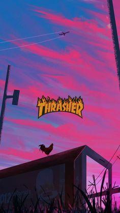 wallpaper thrasher