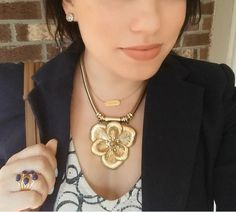 Complete your office-chic look with jewelry and accessories from Stella & Dot.