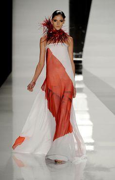 layered asymmetric dress