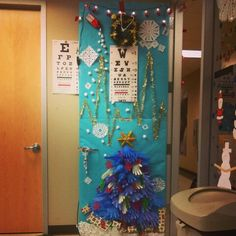 Update A Cubicle Christmas Cubicle Christmas Office