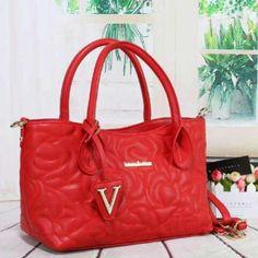 Victoria Beckham 0106 semprem embos 30x15x19 / black-red-blue-pink-gold-beige